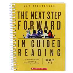 "The Next Step Forward "" Guided Reading, SC-816111"
