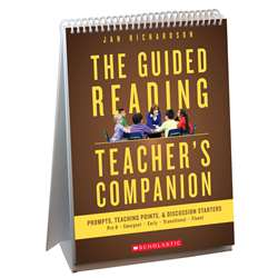 The Guided Reading Teachers Companion, SC-816345