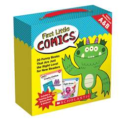1St Little Comics Parent Pack Lvl A/B, SC-818026