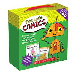 1St Little Comics Parent Pack Lvl C/D, SC-818027