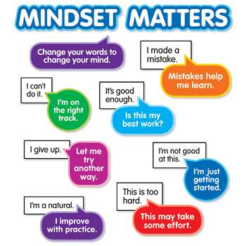 Growth Mindset Bulletin Board, SC-823625