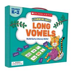 Learning Mats Long Vowels, SC-823959