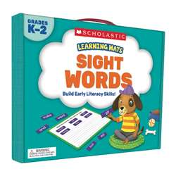 Learning Mats Sight Words, SC-823966