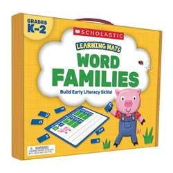 Learning Mats Word Families, SC-823968