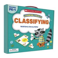 Learning Puzzles Classifying, SC-823971