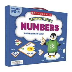 Learning Puzzles Numbers, SC-823972