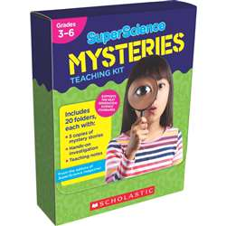 Superscience Mysteries Kit, SC-825522