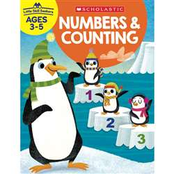 Numbers And Counting Little Skill Seekers, SC-825554