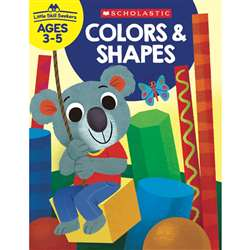 Colors And Shapes Little Skill Seekers, SC-825555