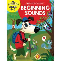 Beginning Sounds Little Skill Seekers, SC-825556