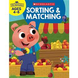 Sorting And Matching Little Skill Seekers, SC-825557