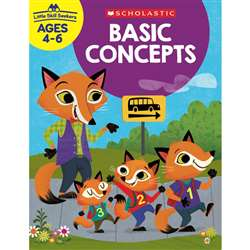 Basic Concepts Little Skill Seekers, SC-825558
