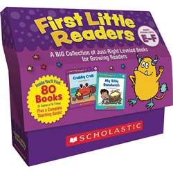 Classroom Set Levels E And F First Little Readers, SC-825656