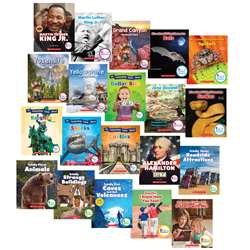 Slp Nonfiction Book Collection Gr 1, SC-827775