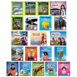 Slp Nonfiction Book Collection Gr 2, SC-827776