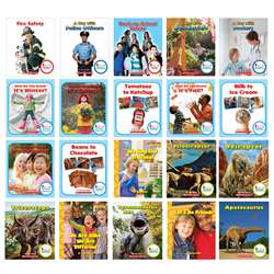 Slp Nonfiction Book Collection Gr 3, SC-827777