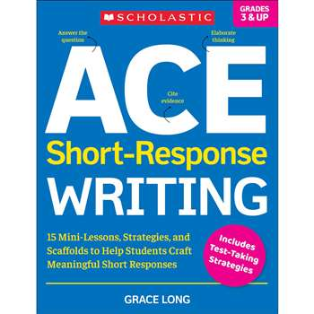 Ace Short-Response Writing, SC-828560