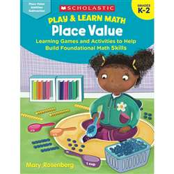 Play & Learn Math Place Value, SC-828562