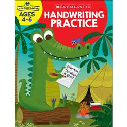 Little Skill Seekers Handwriting Practice, SC-830637