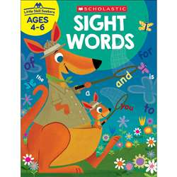 Little Skill Seekers Sight Words, SC-830638