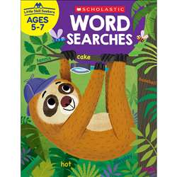Little Skill Seekers Word Searches, SC-830640