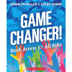 Game Changer Book Access For All Kids, SC-831059