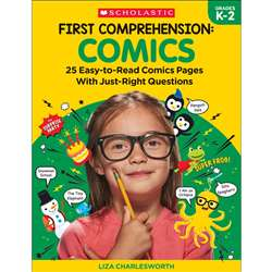First Comprehension Comics, SC-831431