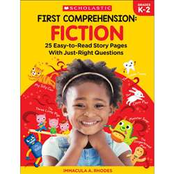 First Comprehension Fiction, SC-831433