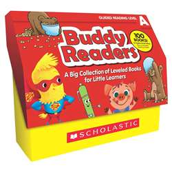 Buddy Readers Classroom Set Level A, SC-831713