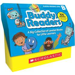 Buddy Readers Classroom Set Level B, SC-831715