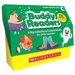 Buddy Readers Classroom Set Level C, SC-831716