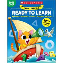 Early Learning Ready To Learn, SC-832316