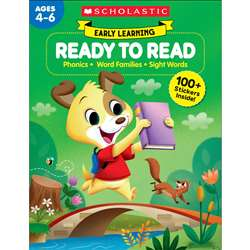Early Learning Ready To Read, SC-832317