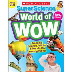 Super Science World Of Wow 9-11, SC-832986