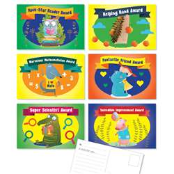 Classroom Awards Postcards, SC-834516