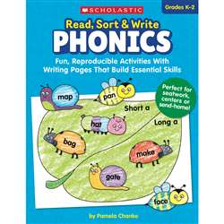 Read Sort & Write Phonics, SC-860648