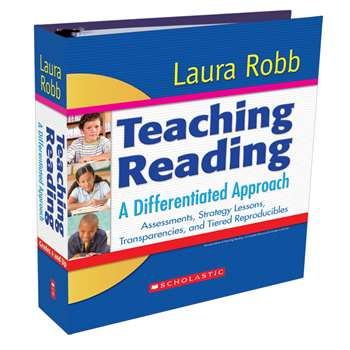 Teaching Reading A Differentiated Approach By Scholastic Books Trade