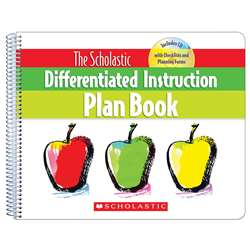 The Scholastic Differentiated Instruction Plan Book By Scholastic Books Trade