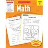 Scholastic Success With Math Gr 1, SC-9780545200714