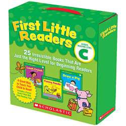 First Little Readers Parent Pack Guided Reading Le, SC-9780545231510