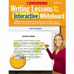 Writing Lessons For The Interactive Whiteboard Gr 2-4 By Scholastic Books Trade