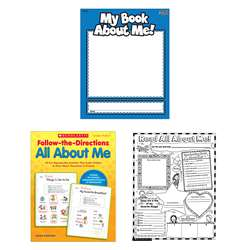 All About Me Classroom Set, SC-AAMCS