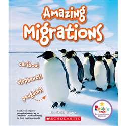 Amazing Migrations Book, SC-ZCS670769