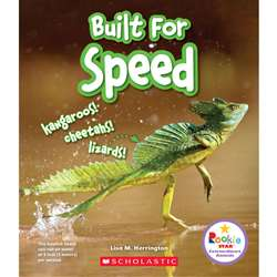 Built For Speed Book, SC-ZCS670771