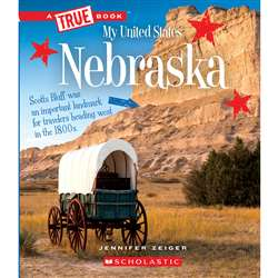 My United States Book Nebraska, SC-ZCS674170