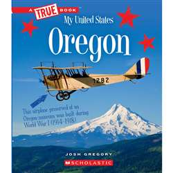 My United States Book Oregon, SC-ZCS674172