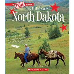 My United States Book North Dakota, SC-ZCS674186