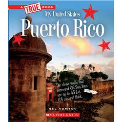 My United States Book Puerto Rico, SC-ZCS674187