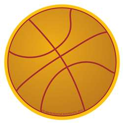 Creative Shapes Notepad Basketball Mini By Creative Shapes Etc