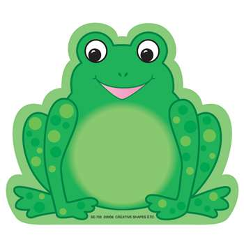 Notepad Mini Frog By Shapes Etc